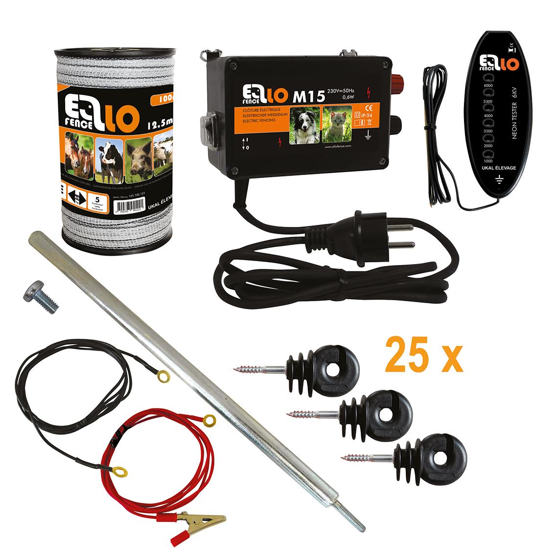 Ellofence_HobbySet_M15+Band+Isolator+Erdpfahl+Tester_550008_NeueErdung